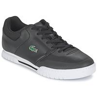 Sapatos Homem Sapatilhas Lacoste INDIANA EVO 316 1 Preto