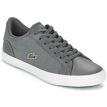 Sapatos Homem Sapatilhas Lacoste LEROND 316 1 Cinza