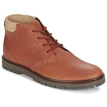 Sapatos Homem Botas baixas Lacoste MONTBARD CHUKKA 416 1 Castanho