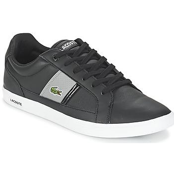 Sapatos Homem Sapatilhas Lacoste EUROPA LCR3 Preto