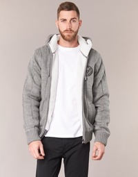 Textil Homem camisolas Schott DUNLIN Cinza