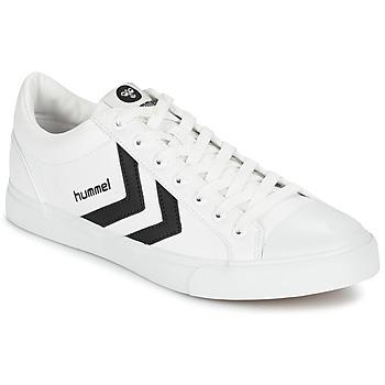 Sapatos Sapatilhas Hummel DEUCE COURT SPORT Branco