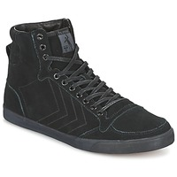 Sapatos Sapatilhas de cano-alto Hummel TEN STAR TONAL HIGH Preto