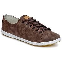 Sapatos Homem Sapatilhas Lafeyt BRAUWG PU Castanho