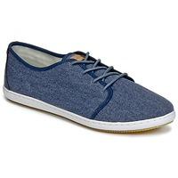 Sapatos Homem Sapatilhas Lafeyt DERBY HEAVY CANVAS Marinho