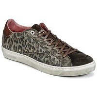 Sapatos Mulher Sapatilhas Pantofola d'Oro GIANNA 2.0 FANCY LOW Leopardo