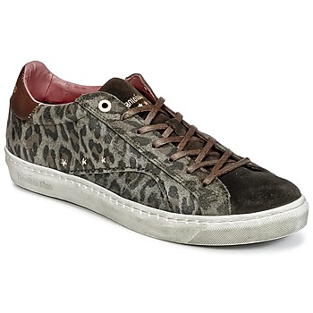 Sapatos Mulher Sapatilhas Pantofola d'Oro GIANNA 2.0 FANCY LOW Leopardo