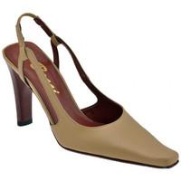Sapatos Mulher Escarpim Bocci 1926  Bege