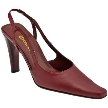 Sapatos Mulher Escarpim Bocci 1926  Vermelho