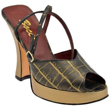 Sapatos Mulher Escarpim Bocci 1926  Preto