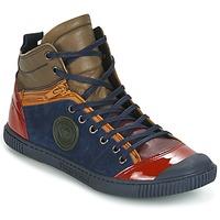 Sapatos Mulher Sapatilhas de cano-alto Pataugas BANJOU/MC Multicolor