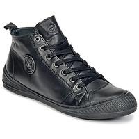 Sapatos Mulher Sapatilhas de cano-alto Pataugas ROCKER/N Preto