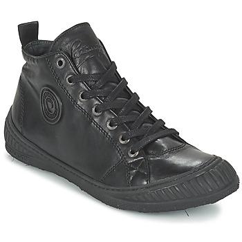Sapatos Homem Sapatilhas de cano-alto Pataugas ROCKER/N Preto