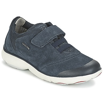 Sapatos Rapaz Sapatilhas Geox NEBULA BOY Azul