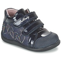 Sapatos Rapariga Sapatilhas de cano-alto Pablosky VANIDELLE Marinho