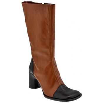 Sapatos Mulher Botas Bocci 1926  Castanho
