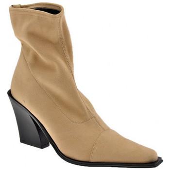 Sapatos Mulher Botins Bocci 1926  Bege