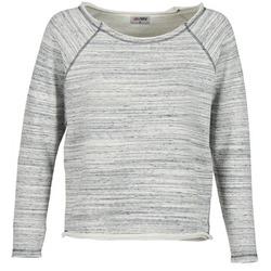Textil Mulher Sweats Yurban FLIMANE Cinza / Azul