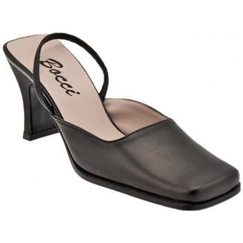 Sapatos Mulher Sandálias Bocci 1926  Preto