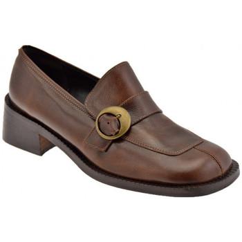 Sapatos Mulher Mocassins Bocci 1926  Castanho
