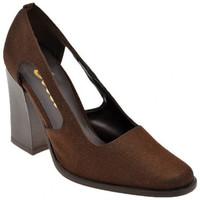 Sapatos Mulher Escarpim Bocci 1926  Castanho
