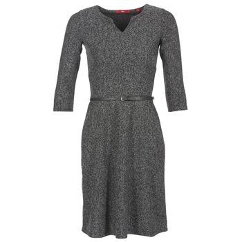 Textil Mulher Vestidos curtos S.Oliver JESQUE Cinza