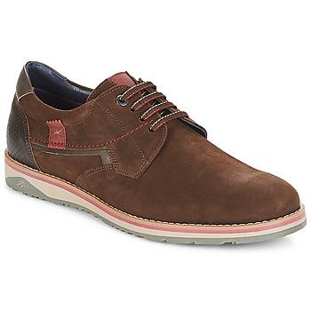 Sapatos Homem Sapatos Fluchos BRAD Castanho