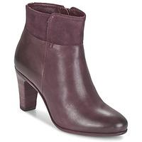 Sapatos Mulher Botins Fred de la Bretoniere NAVAJO Bordô