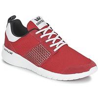 Sapatos Sapatilhas Supra SCISSOR Vermelho