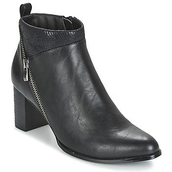 Sapatos Mulher Botins Moony Mood FOCAI Preto