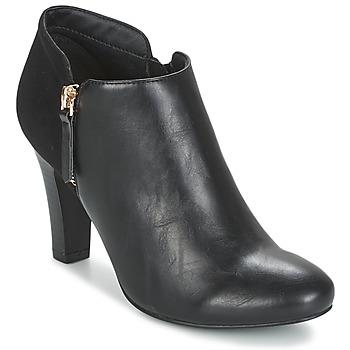 Sapatos Mulher Botas baixas Moony Mood FADI Preto