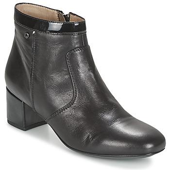 Sapatos Mulher Botins Stonefly LORY 12 Preto