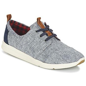 Sapatos Mulher Sapatilhas Toms DEL REY Azul
