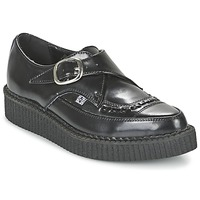 Sapatos Sapatos TUK POINTED CREEPERS Preto