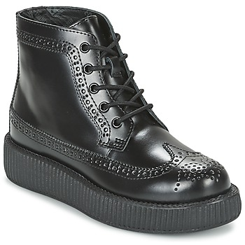 Sapatos Botas baixas TUK MONDO LO Preto
