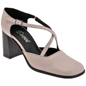 Sapatos Mulher Escarpim Bocci 1926  Rosa