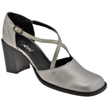 Sapatos Mulher Escarpim Bocci 1926  Cinza