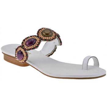 Sapatos Mulher Chinelos Swish  Branco