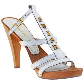 Sapatos Mulher Sandálias Swish  Branco