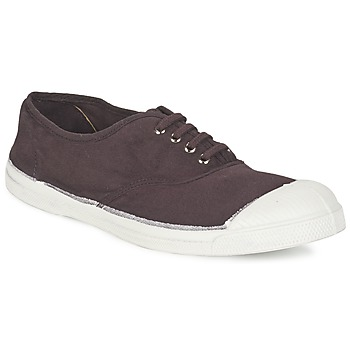 Sapatos Mulher Sapatilhas Bensimon TENNIS LACET Beringela