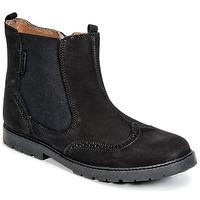 Sapatos Criança Botas baixas Start Rite DIGBY Preto