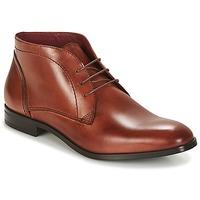 Sapatos Homem Botas baixas Carlington MANNY Castanho
