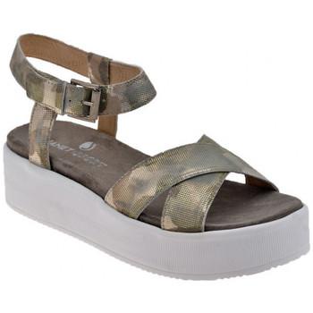 Sapatos Mulher Sandálias Janet&Janet  Ouro