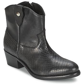 Sapatos Mulher Botas baixas Koah ESTELLE BIS Preto
