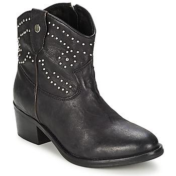 Sapatos Mulher Botas baixas Koah ELISSA Preto