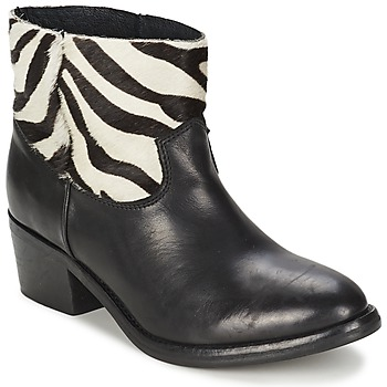 Sapatos Mulher Botas baixas Koah ELEANOR Preto