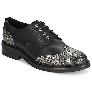 Sapatos Mulher Sapatos Koah LESTER Preto / Prata