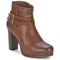 Sapatos Mulher Botas baixas Koah BONNIE Conhaque