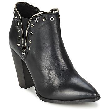 Sapatos Mulher Botas baixas Koah YETTA Preto