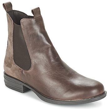 Sapatos Mulher Botas baixas Casual Attitude FENDA Toupeira